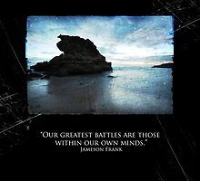 Our Greatest Battles by Sue Wickham