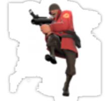 Soldier sticker Sticker
