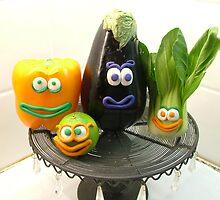 Veggies by NataliaBubble