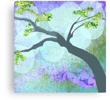 Spring Tree in Bloom Canvas Print