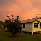 The Farm House - Cairns - Queensland - Australia by Paul Davis