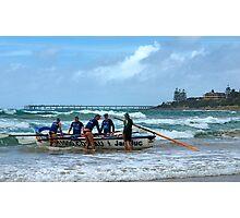 Lorne SLSC surf carnival Feb 2009 (19) Photographic Print