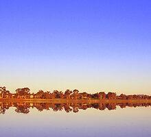 Lake Albert swing by Andrew Harris