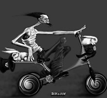 Magic Tricycle by Brinna