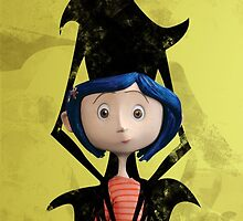 Beauty Coraline by D5DBEST