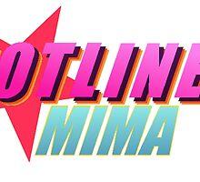 Hotline Mima by PywackettBarche