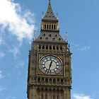 Big Ben by kjcasey