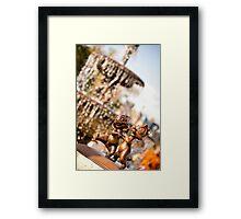 Chip & Dale Framed Print