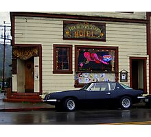 The Western Saloon, Point Reyes, California 1 Photographic Print