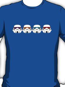 TEENAGE MUTANT NINJA TROOPERS T-Shirt