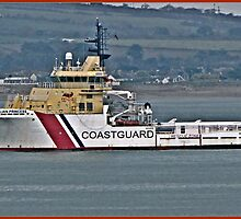 """"""" The Coastguard Vessel Anglian princess Now used as a Towing ship"""" by Malcolm Chant"""