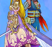 Hyrule Warriors by seraphicroyalty