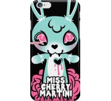 Bunny Eats Brains... iPhone Case/Skin