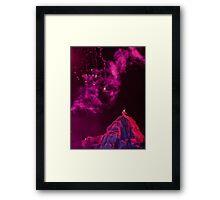 Visions Fantasmic! Framed Print