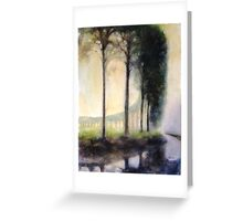 Tokiko Anderson French Prairie Greeting Card