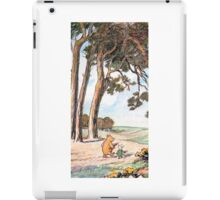 The Pooh Vintage iPad Case/Skin