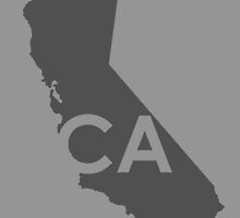 CALIFORNIA by tinncity