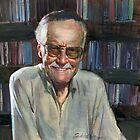 Stan Lee by Josef Rubinstein