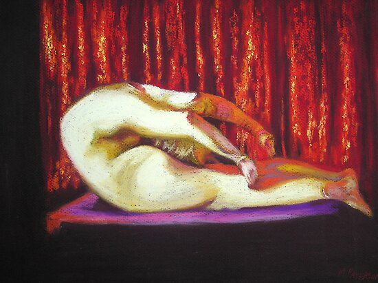 Contortion2 by maria paterson