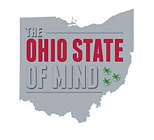 The Ohio State Of Mind - Limited Edition Tshirts Photographic Print