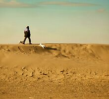 dune walkies by paulgrand