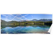 Lake Eibsee Poster