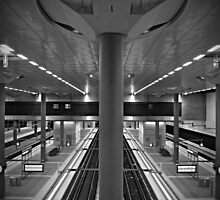 Underground by metronomad