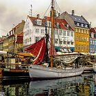 Nyhavn 17, getting it ready by © Kira Bodensted