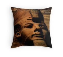 Test of time Throw Pillow
