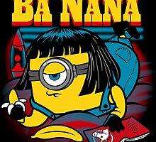 BA NANA FICTION by AdrianFilmore