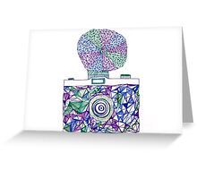 Vintage Camera 4.1 Greeting Card