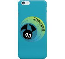Teenage Robot Jenny XJ-9 iPhone Case/Skin
