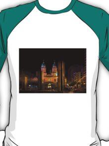 Guayaquil Metropolitan Cathedral Of Saint Peter T-Shirt