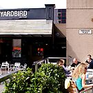 The Yardbird Jazz Club In Paradise Place. by Jazzdenski