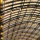 St Pancras Station Roof by A90Six