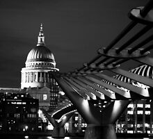 St Paul's by lallymac