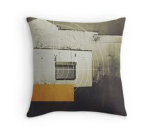 BrumGraphic #19 Throw Pillow