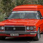 74 Van by Neil Bushby
