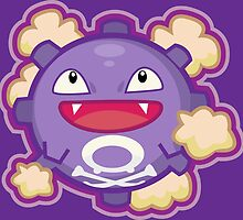 Koffing by gizorge