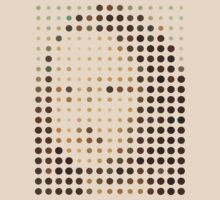 Mona Lisa Dots by Ross Robinson