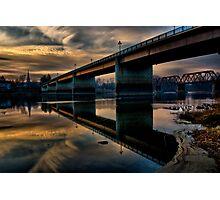 Bridge to Faith Photographic Print
