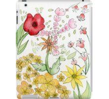 Floral Print 2 iPad Case/Skin