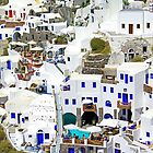 Oia II by Tom Gomez