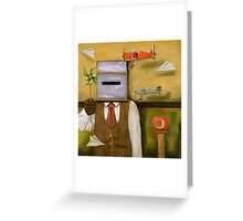 Airspace Greeting Card