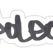 Napoleon Logo - Ink Sticker