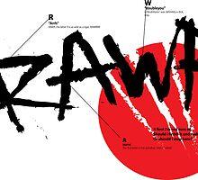 RAWR_font in progres! by Colorskim