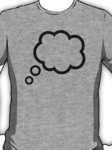Speech bubble cloud T-Shirt