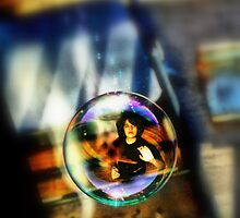 Trapped in a bubble by ritarevolving