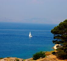 Again from Corfu Island by loiteke