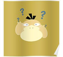 Psyduck uses Amnesia! Poster